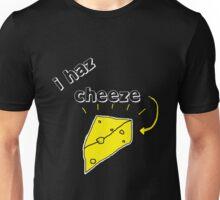 I haz cheeze Unisex T-Shirt