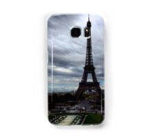 Tour Eiffel from Trocadero Samsung Galaxy Case/Skin