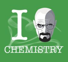 I Walt Chemistry by shirtoid