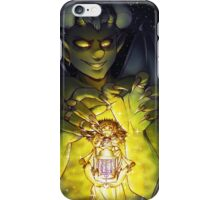 Be Careful As You Wish iPhone Case/Skin