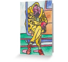 Commuter #4 Greeting Card