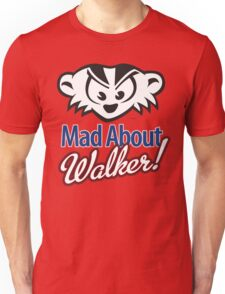 Mad About Walker Unisex T-Shirt