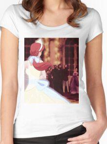Princess Anastasia - Ballroom Dress Women's Fitted Scoop T-Shirt