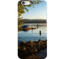 Shawnigan Lake iPhone Case/Skin