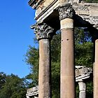 Leptis Magna At Virginia Water Egham UK by freezaframe