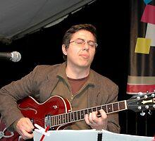 Guy Strazz World Jazz Quartet @ Darling Harbour by muz2142
