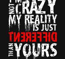 My Reality by Lou Patrick Mackay
