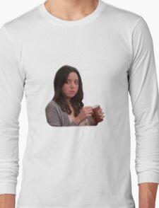 April Ludgate Long Sleeve T-Shirt