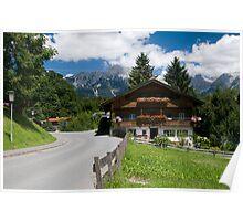 Austrian Living Poster