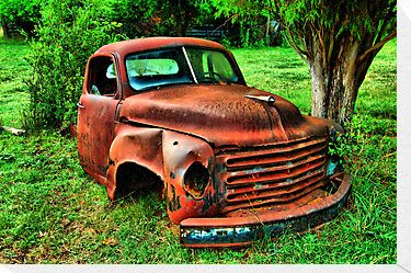 Studebaker 2 by Evan Clearman
