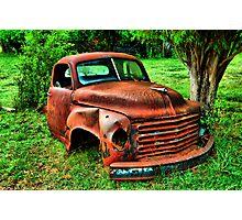 Studebaker 2 Photographic Print
