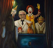 Fast Food Nightmare 4 by LeahSaulnier