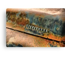 Studebaker 3 Canvas Print