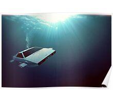 Ride To Atlantis Poster