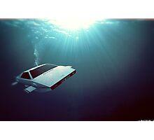 Ride To Atlantis Photographic Print