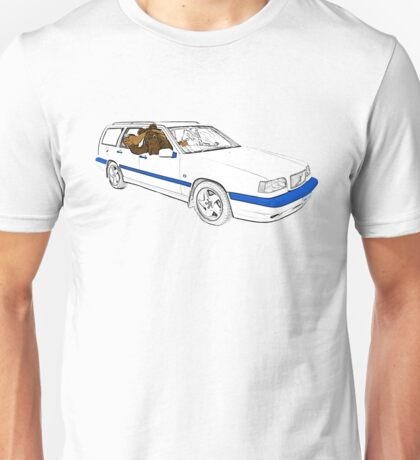 Erik Moose Unisex T-Shirt