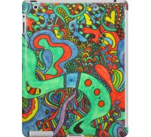 It's A Doodly World After All iPad Case/Skin