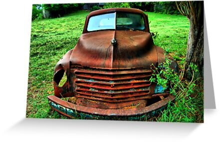 Studebaker 4 by Evan Clearman
