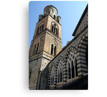 Duomo di Amalfi Canvas Print