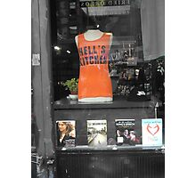 Book Shop in Hell's Kitchen Photographic Print