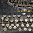 The Old School Computer by aRj Photo