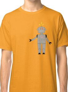 confused robot Classic T-Shirt