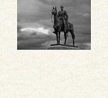 Gettysburg National Park - Meade Memorial - Gettysburg, Pennsylvania Hoodie