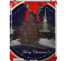 Christmas Scene iPad Case/Skin