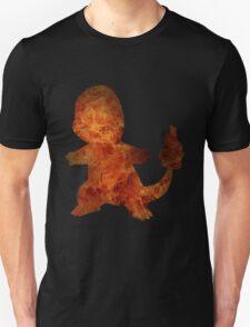 Charmander on fire T-Shirt