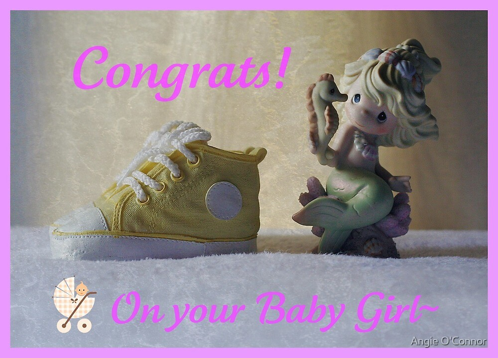 It's A Girl! by Angie O'Connor