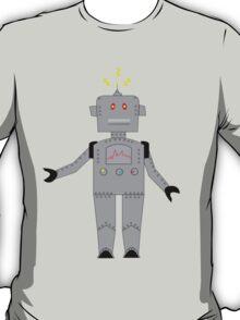 confused robot : big T-Shirt