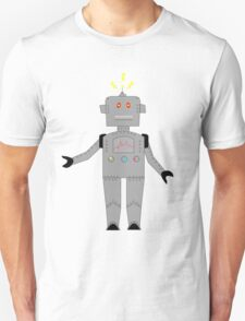 confused robot : big T-Shirt