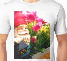 Garden Edge Gnome Unisex T-Shirt