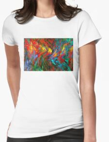 Dreams II Womens Fitted T-Shirt
