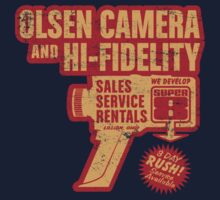 Olsen Camera by superiorgraphix