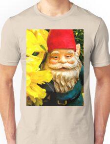 Yellow Brushes Unisex T-Shirt