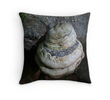 Shroom ! Throw Pillow