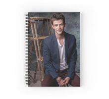 GRANT GUSTIN 2015 | The Flash Spiral Notebook