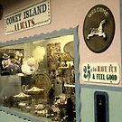 Coney Island Always by Bernadette Claffey