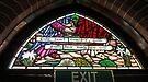 Stained Glass in Holy Trinity Goondiwindi by Graeme  Hyde