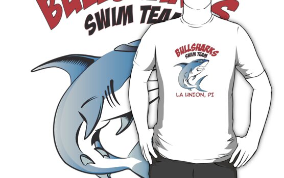 Bullshark Swim Team by caguiar70