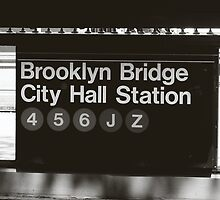 Subway Station - 1 by hopeandcoffee