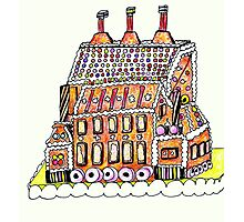 Gingerbread Factory Photographic Print