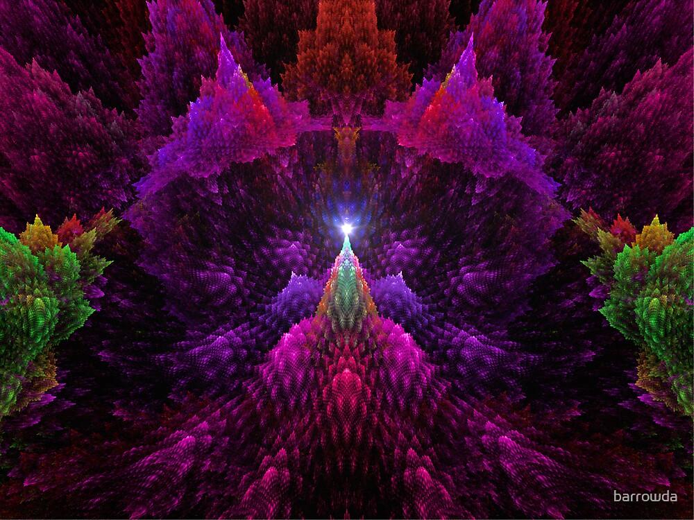 Pinnacle of Light  (UF0351)  by barrowda