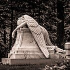 Weeping Angel - sepia by PhotosByHealy