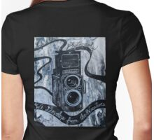 Like is like Photography  Womens Fitted T-Shirt