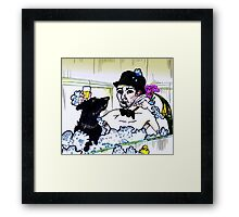 Divine Comedy Bang Goes the Knighthood Framed Print