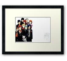 Persona 3 Framed Print