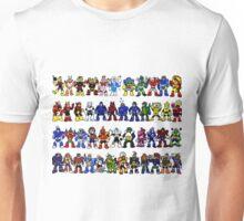 Megaman Bosses Unisex T-Shirt