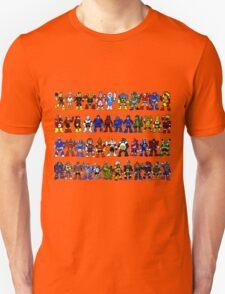Megaman Bosses T-Shirt
